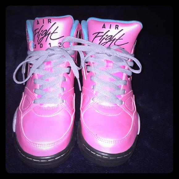Nike Shoes | Nike Air Flight 23 Pink
