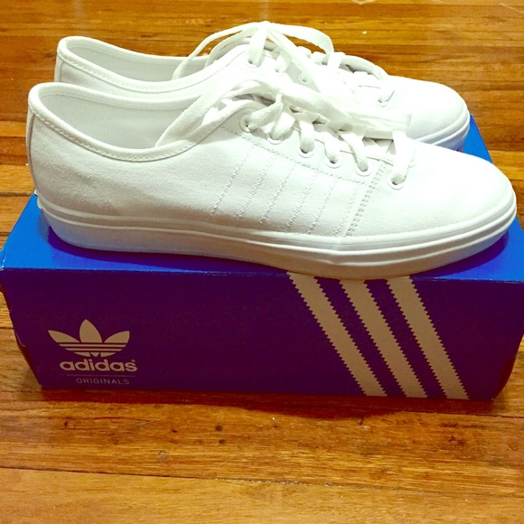 eca7ad49b622 Adidas Shoes - Adidas originals - Adria Lo - white