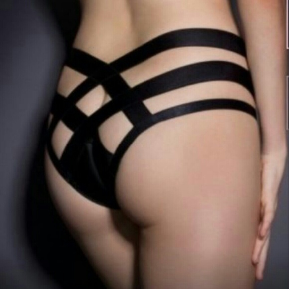 SOLD Agent Provocateur Whitney brief AP 4 LARGE c564ad680