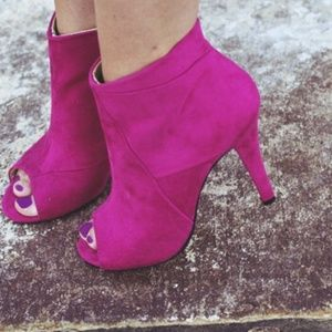 Shoe Dazzle Boots - ShoeDazzle Beth Booties