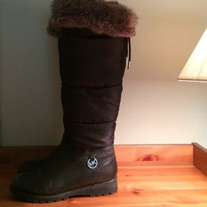 Michael Kors winter boots