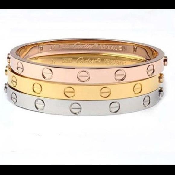 Jewelry Designer Inspired Screwdriver Love Bracelet Poshmark
