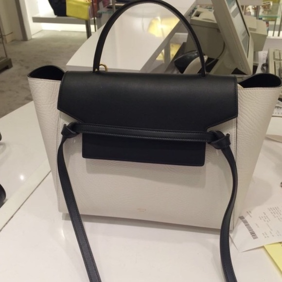 buy celine purse online - celine belt bag black