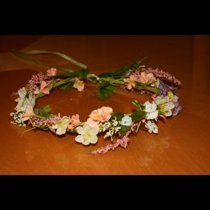 Flower crown - Boho Crown