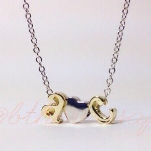 Jewelry - CUSTOM lowercase INITIAL NECKLACE