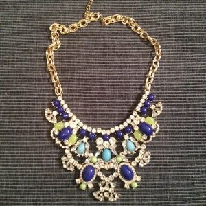 Baubles and Gems Statement necklace