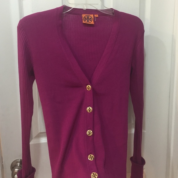 Tory Burch Pink Sweater 45
