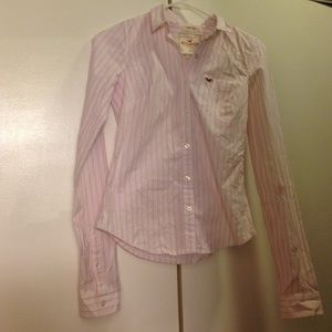 Brand New with Tags Hollister Button Up Shirt