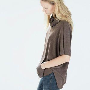 FLASH SALEZARA Poncho Sleeve Sweater