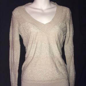 Express Sz S v-neck sweater