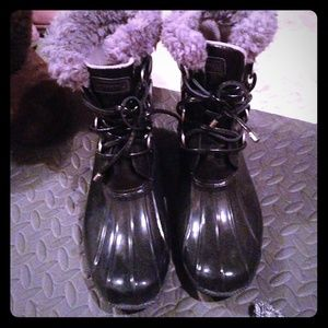 Sperry top-sider winter boot size woman's 9