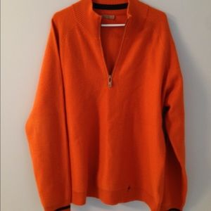 Benetton Backpack Orange