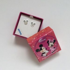 Mickey Mouse fine jewelry earrings