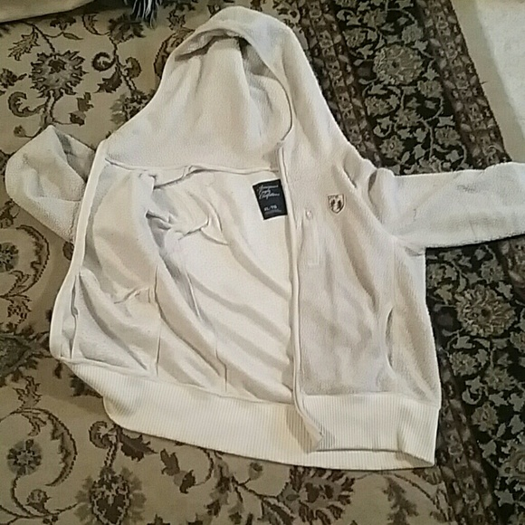 NWT American Eagle Outfitters Women's Studded Denim Jacket ...  Dog Jacket American Eagle Outfitters