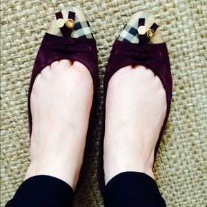 Burberry Shoes - 🆕LISTING!! Authentic BURBERRY flats