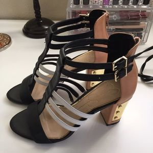 Jessica Simpson Shoes - Jessica Simpson Sandal Heels