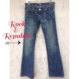 Rock & Republic Jagger jeans