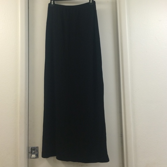 50 cotton on dresses skirts black maxi skirt from