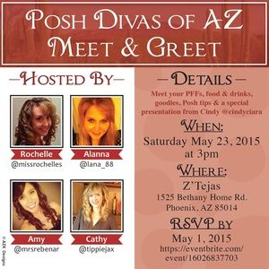 Arizona Scottsdale Area Other - SOLD OUT!Desert Diva's Scottsdale/Phx Meet & Greet