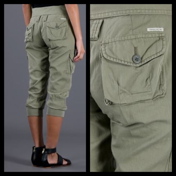 82% off Ralph Lauren Pants - Ralph Lauren Denim Supply green khaki ...