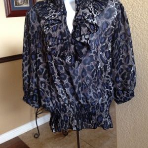 Pre-loved blouse, excellent condition