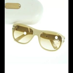 Authentic Chloe sunglasses