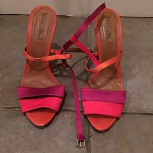 b126e8ca5081bc Zara Shoes - Zara Collection Colorful Sandals
