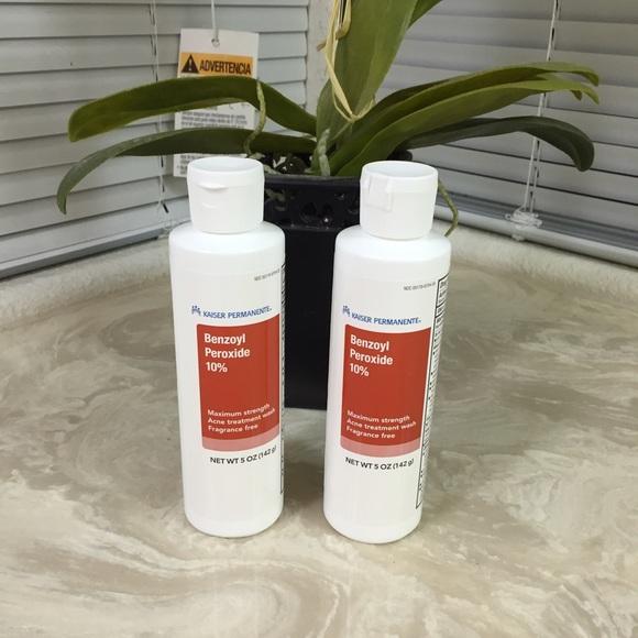 Kaiser Permanente Other 2 Benzoyl Peroxide Acne Cleanser Vs Pj Set