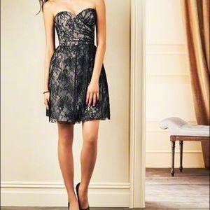 Alfred Angelo Dresses & Skirts - Host pick 💖🛍😃👍🏻Black strapless cocktail dress