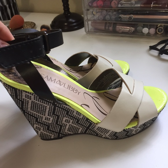 Sam & Libby Shoes - Sam & libby wedges