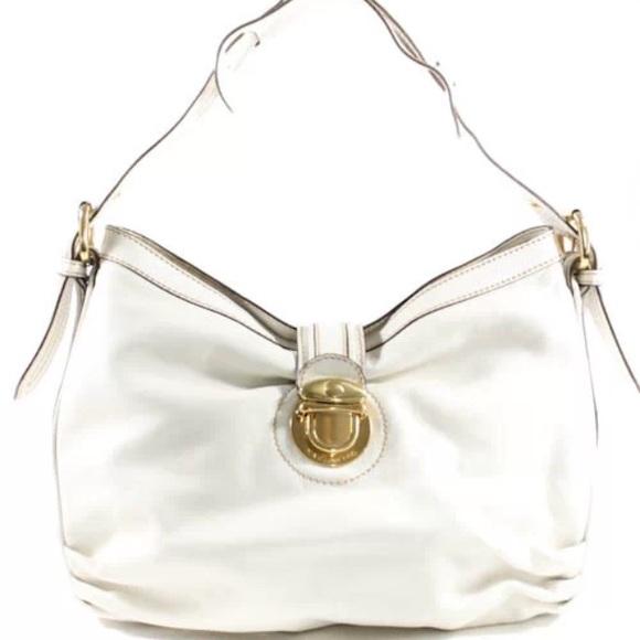 9f7aaca9efe Marc Jacobs Bags | Sale White Leather Handbag 795 | Poshmark