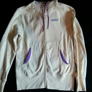 Kawasaki zip up sweatshirt for sale