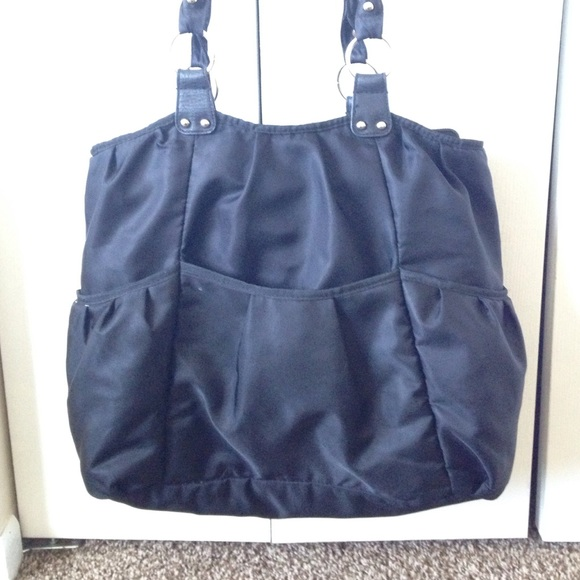 38 off carters handbags just one you by carters diaper bag no stains from stephanie 39 s closet. Black Bedroom Furniture Sets. Home Design Ideas