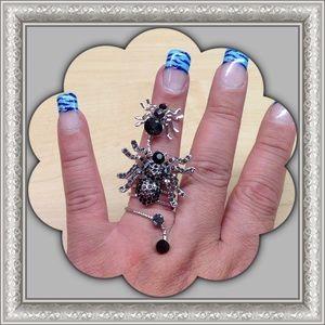 Jewelry - 🎄New Unique Spider Fashion Ring.