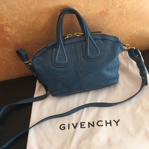 AUTHENTIC GIVENCHY MICRO MINI NIGHTINGALE HP