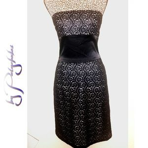Dresses & Skirts - BLACK  laser cut dress Coctail / Party