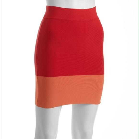 83 Off Bcbg Dresses Amp Skirts Bcbg Colorblock Joelle