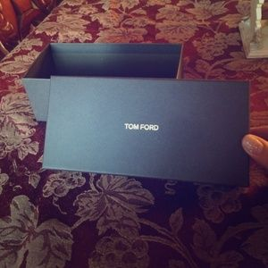 Authentic tom ford box