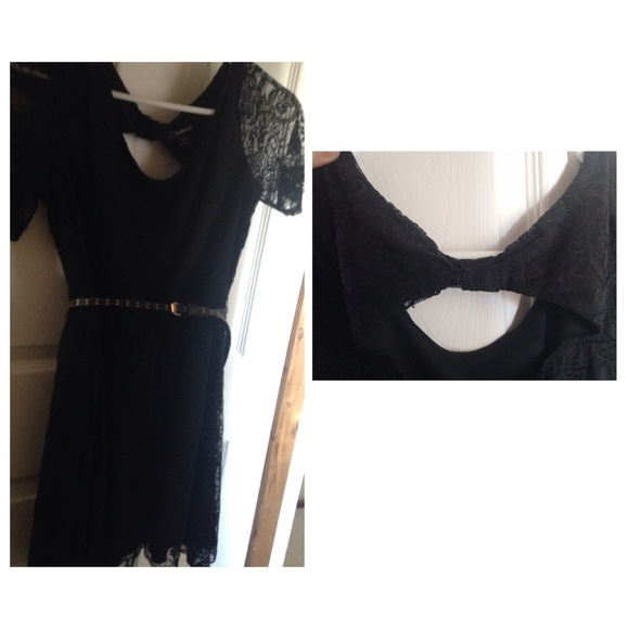 Jcpenney Dresses Black Lace Dress Poshmark