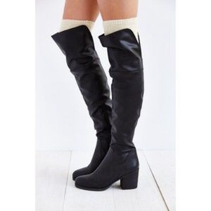 Steve Madden odyssey over the knee boots