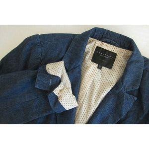 Sanctuary Jackets & Blazers - Sanctuary Denim Blazer