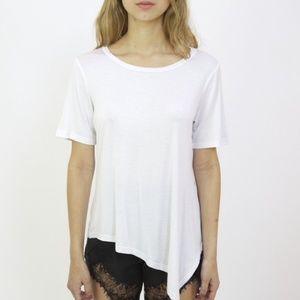 Asymmetrical t-shirt. BRAND NEW
