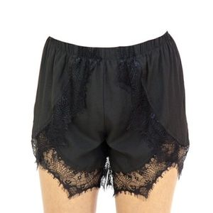 Lace shorts, BRAND NEW