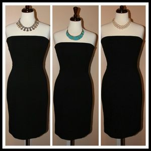 Sexy LBD with tuxedo side seam*** REDUCED***
