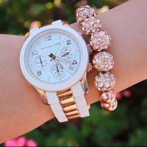 🚫SOLD Roseland Rose Gold Adjustable Bracelet