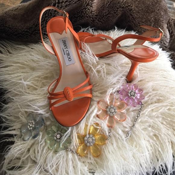 4ce7d0e56a Jimmy Choo Shoes - Authentic Vintage Jimmy CHOO heels