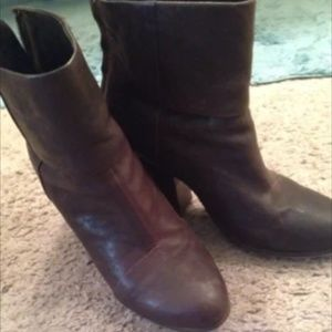 Rag and bone boots size 37