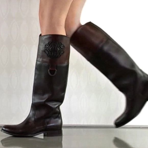 34 off frye shoes frye melissa logo boot from brookes