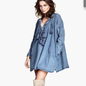 H&M Dresses & Skirts - IN SEARCH OF: H&M Twill Tunic