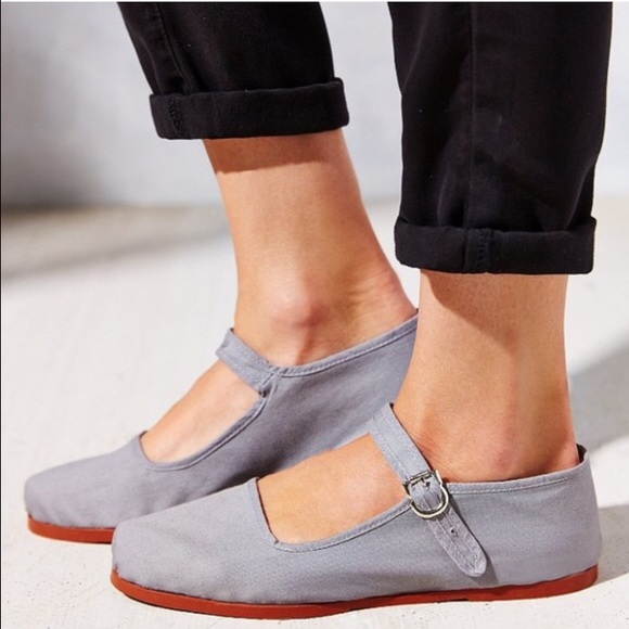 Urban Outfitters Shoes Urban Outfitters Mary Jane Flats Poshmark